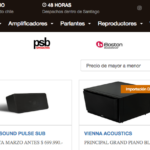 Amplificadores nad Streaming